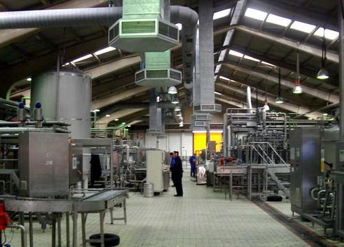 вентиляция производства
