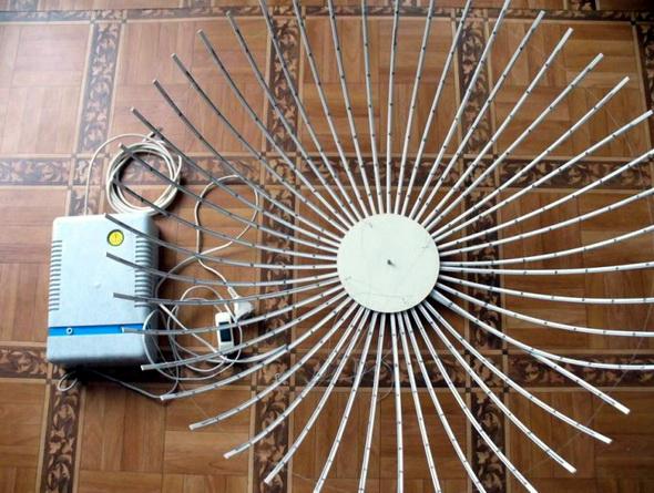 лампа чижевского