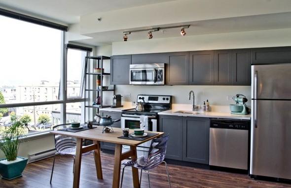 кухня без вытяжки