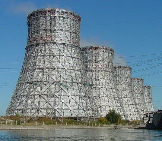 башенная градирня