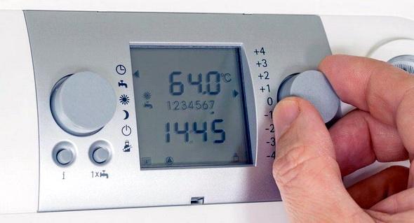 терморегулятор электронный