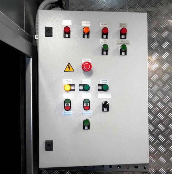 шкаф дымоудаления